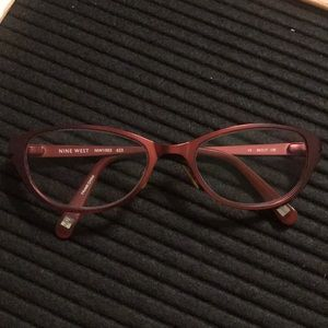 Nine West glasses